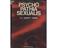 PSYCHOPATHIA SEXUALIS di R. V. Krafft Ebing 1966 Manfredi editore *
