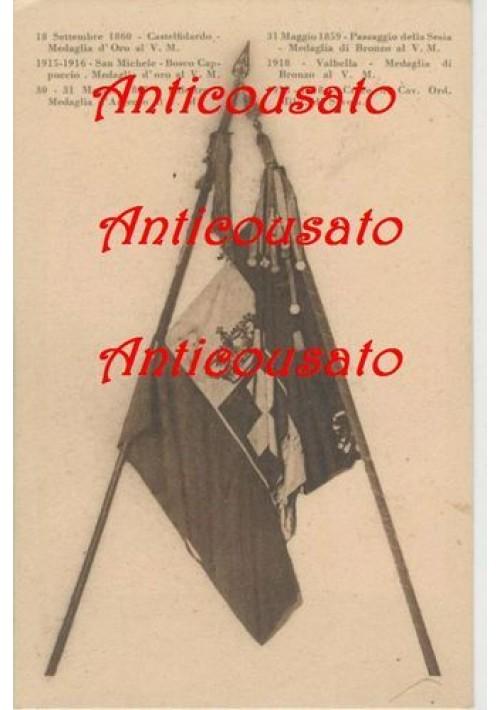10° REGGIMENTO FANTERIA - CARTOLINA ORIGINALE - prima guerra mondiale Molfetta