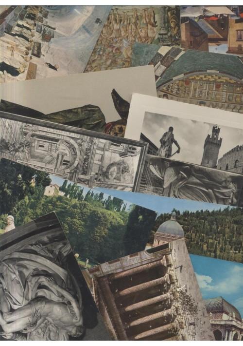 260 cartoline b/n colori formato lucido anni 60 80 viaggiate e non tutta italia