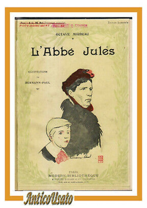 4 ROMANZI antichi in francese di Mirbeau Bazin Lavedan Anatole France libri levy