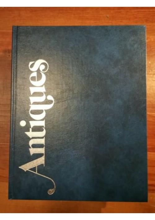 ANTIQUES 7 volumi encyclopedia enciclopedia antiquariato 1970 Caxton Publishing