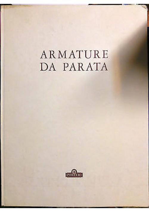 ARMATURE DA PARATA di Francesco Rossi - Vister, 1971