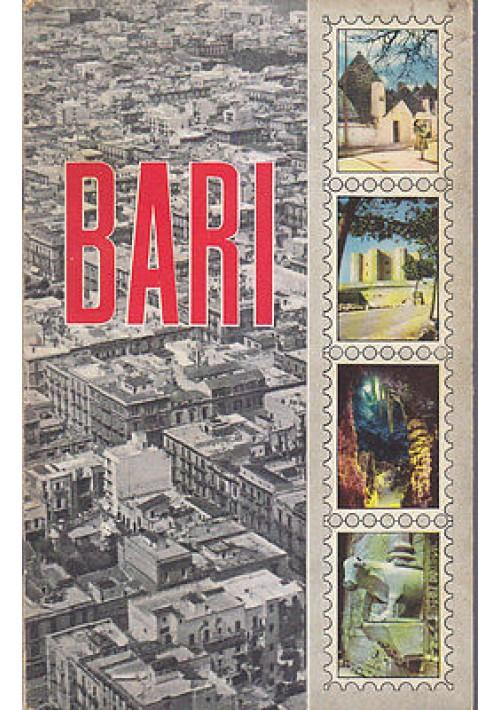 BARI E LA SUA PROVINCIA - Ente Provinciale Turismo 1955 (?)