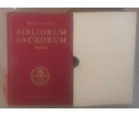 BIBLIORUM SACRORUM NOVA VULGATA EDITIO 1986 libreria editrice vaticana