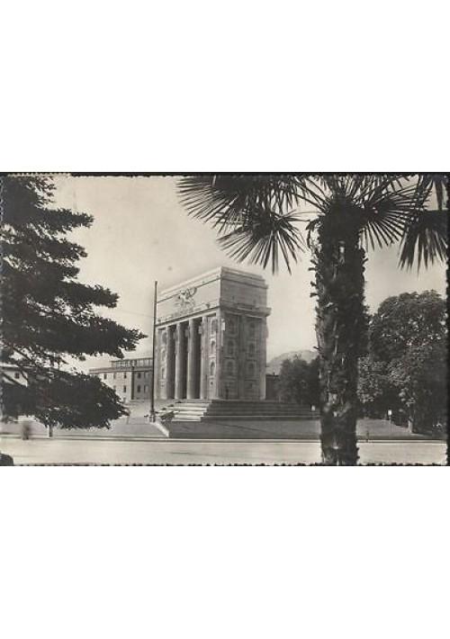 BOLZANO - MONUMENTO ALLA VITTORIA - VIAGGIATA 1948 - cartolina b/n