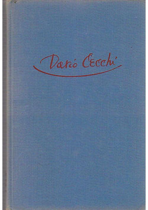 CAFÈ MODERN di Dario Cecchi  Garzanti prima edizione 1957 illustrato dall'autore