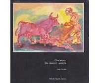 CANTATORE DA MAESTRI ANTICHI  1977 Raffaele Bandini AUTOGRAFATO dal pittore