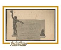 CARTOLINA Comitato Nazionale per il cinquantenario del XX settembre 1922 vintage