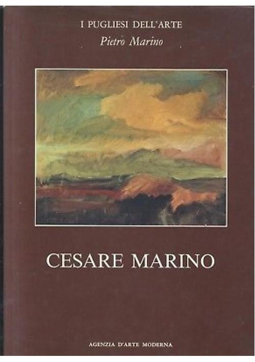 CESARE MARINO Pietro Marino 1985 Agenzia d'arte moderna i pugliesi nell'arte