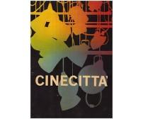 CINECITTA' libro pubblicità in francese 1962? rotografica Romana studio Favalli
