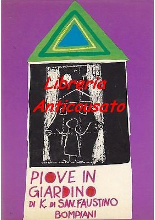 CINQUE LIRE DI STELLE Federico Garcia Lorca  Bompiani ILLUSTRATO poesie bambini