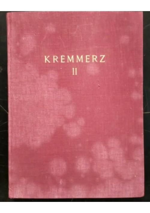 COMMENTARIUM ed altre opere di Giuliano Kremmerz 1954 Editrice universale libro