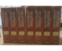 CORSO DI RESTAURO E ANTIQUARIATO 7 volumi completa De Agostini *