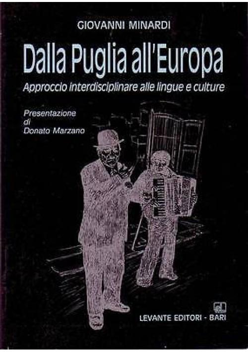 DALLA PUGLIA ALL'EUROPA Approccio interdisciplinare alle lingue e culture