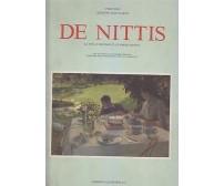DE NITTIS vita documenti le opere dipinte 2 volumi cofanetto 1990 Allemandi *