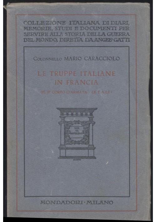 DELLE GUERRE BALCANICHE DELLA GRANDE GUERRA De Bosdari 1928 Mondadori *