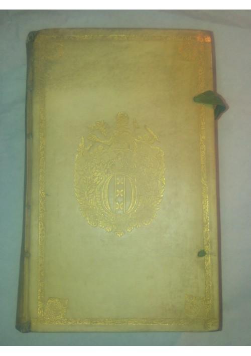 DIONYSII CATONIS DISTICHA DE MORIBUS AD FILIUM 1754 officina Schouteniana *