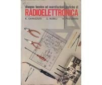 DISEGNO TECNICO ESERCITAZIONI PRATICHE RADIOELETTRONICA Cavazzuti Nobili 1966