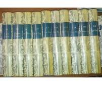 ENCICLOPEDIA DEL DIRITTO 10 volumi (da XI a XX)  - Giuffrè Editore 1962 1970