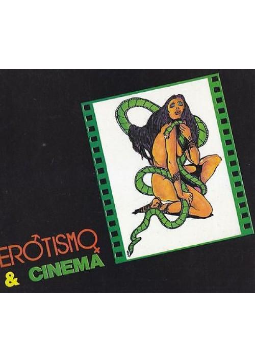 EROTISMO E CINEMA a cura di Vincenzo Camerino - Scena Studio Edizione 1988