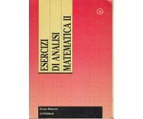 ESERCIZI DI ANALISI MATEMATICA II Giorgio Malgarini 1990 Clup cittàstudi