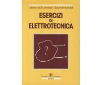 ESERCIZI DI ELETTROTECNICA di Adriano Paolo Morando e Alessandro Gandelli 1996