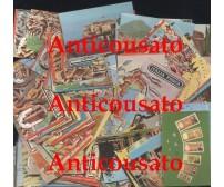 FIGURINE TUTTA ITALIA  FOL BO 107 figurine non attaccate