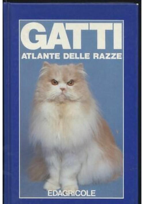 GATTI ATLANTE DELLE RAZZE Dorothy Silkstone Richards - 1988 Edagricole