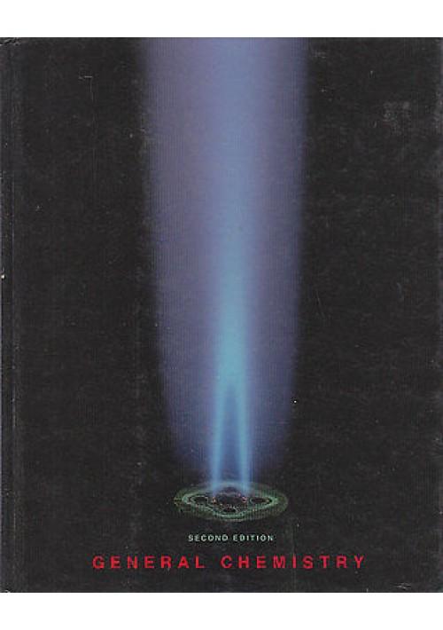 GENERAL CHEMISTRY di Donald A. McGuarrie e Peter A. Rock 1987 V.H. Freeman