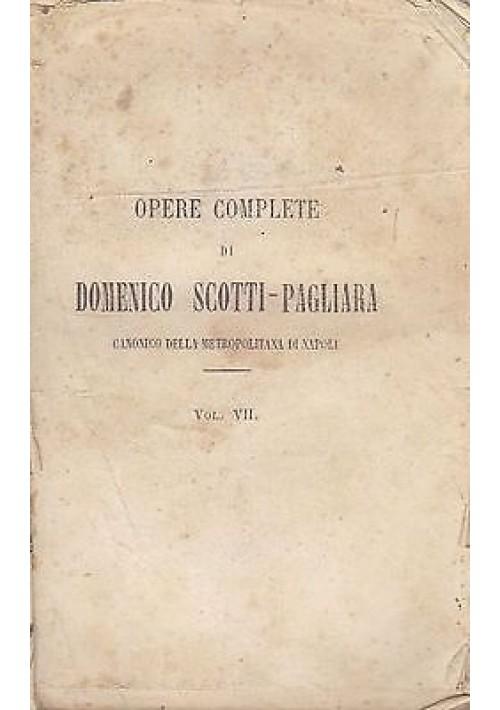 GESU' CRISTO SERMONI E PANEGIRICI Domenico Scotti Pagli