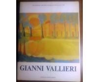 GIANNI VALLIERI 18 riproduzioni a colori su cartoncino - edizioni d'arte Ghelfi