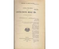 GUIDA PRATICA PER LA COSTRUZIONE DEGLI EDIFICI Emilio Marullier 1921 UTET cement
