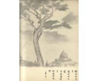 I CANTI DELL'ESILIO Fernando Bortone 1975 Mondadori con ideogrammi cinesi *