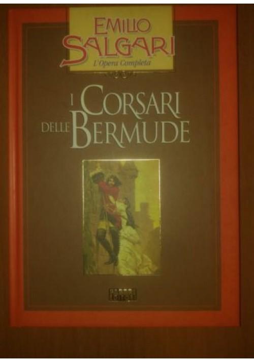I Corsari Delle Bermude Di Emilio Salgari 2002 Fabbri Illustrato