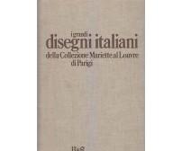 I GRANDI DISEGNI ITALIANI della collezione Mariette al Louvre di Parigi 1981