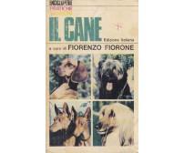 IL CANE a cura di Fiorenzo Fiorone - Sansoni Editore 1967 con molte foto