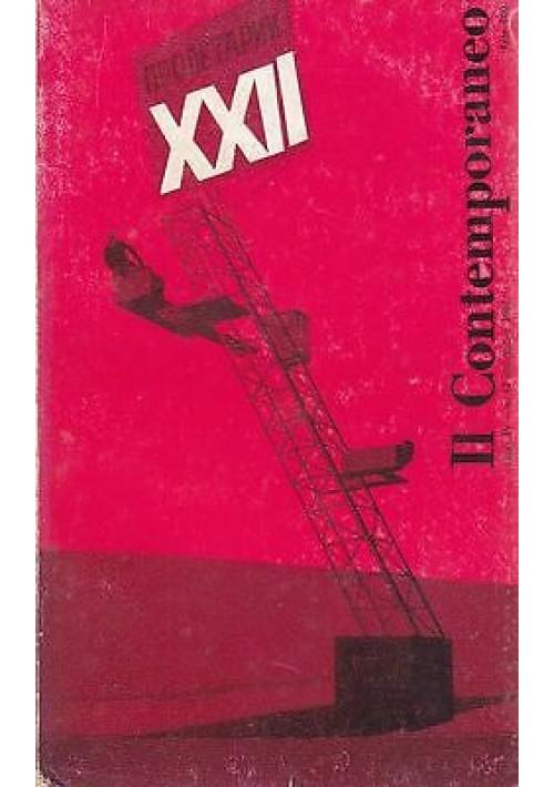 IL CONTEMPORANEO ANNO IV N. 42 - NOVEMBRE  1961 rivista