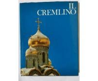 IL CREMLINO di Abraham Asher 1973 Mondadori Templi Della Grandezza - illustrato