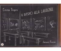 IL DISEGNO ALLA LAVAGNA Vol. III di Emma Tropini 1970 Sansoni editore