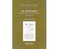 """""""IL PONTANO"""" giornale scientifico,  letterario, tecnologico - REPRINT - Salerno"""