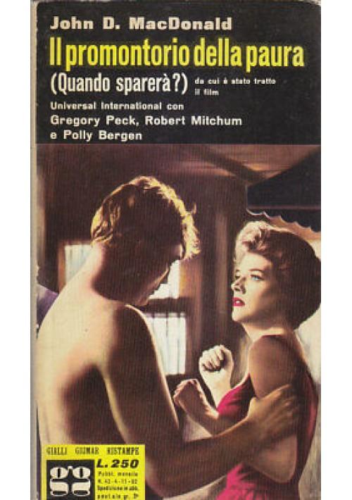 IL PROMONTORIO DELLA PAURA John MacDonald 1962 Gialli Giumar 43 quando sparerà