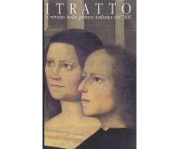 IL RITRATTO NELLA PITTURA ITALIANA DEL '900 di Franco Trippa  Grafis Edizioni