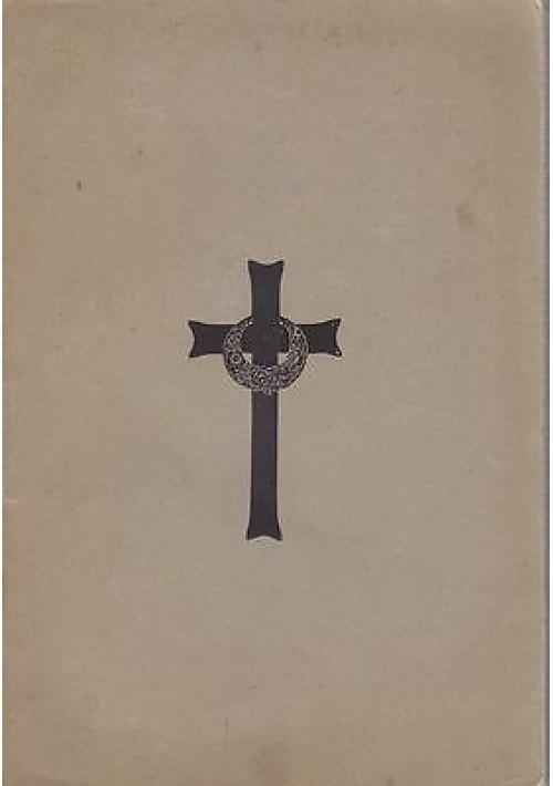 IN MORTE DEL CAVALIERE FRANCESCO VENTAFRIDDA - 1895 Garofalo BITONTO