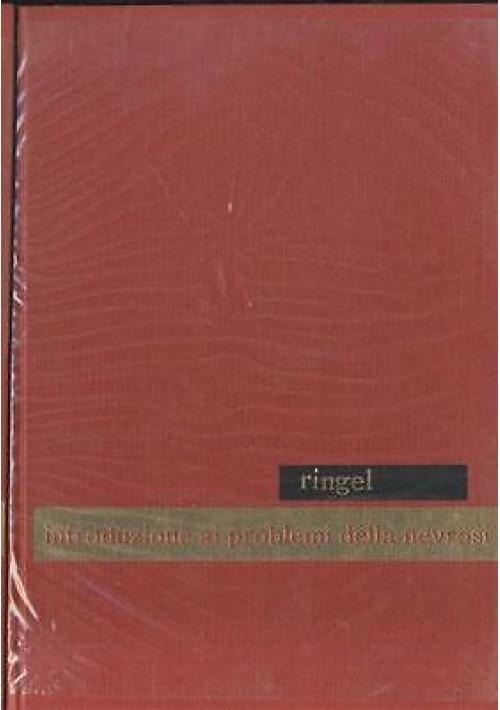 INTRODUZIONE AI PROBLEMI DELLA NEVROSI di Erwin Ringel - edizioni paoline 1962