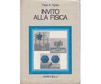 INVITO ALLA FISICA di Paul A. Tipler 1991   Zanichelli Editore