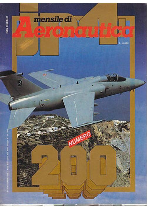 IP4 MENSILE DI AERONAUTICA n. 200 - settembre 1990