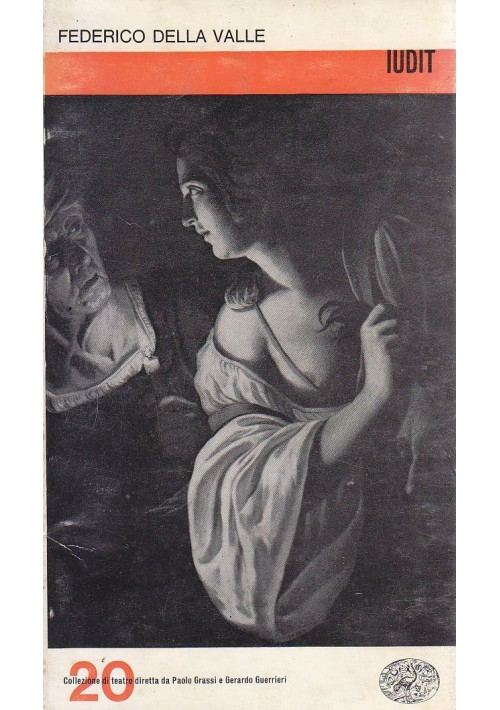 IUDIT di Federico della Valle 1963  Giulio Einaudi Editore *