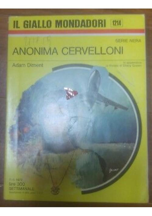 Il giallo Mondadori 51 libri (da 1201a 1300) 1972 - 1973 Ellery Queen Van Dine
