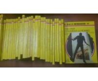 Il giallo Mondadori 78 libri (da 1300 a 1400) 1974 - 1975 - Mc Bain Rex Stout
