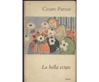 LA BELLA ESTATE Cesare Pavese 1953 Einaudi IV edizione supercoralli